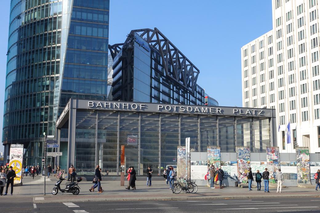 Parkhaus Potsdamer Platz Berlin